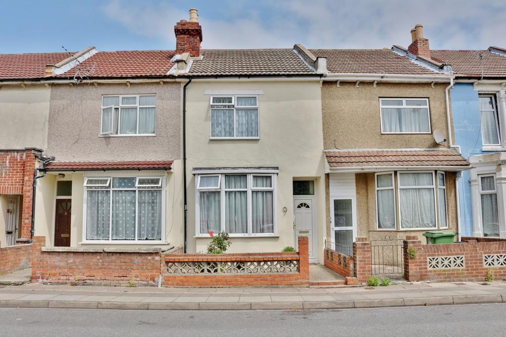 3 Bedrooms Terraced House for sale in New Road East, Portsmouth