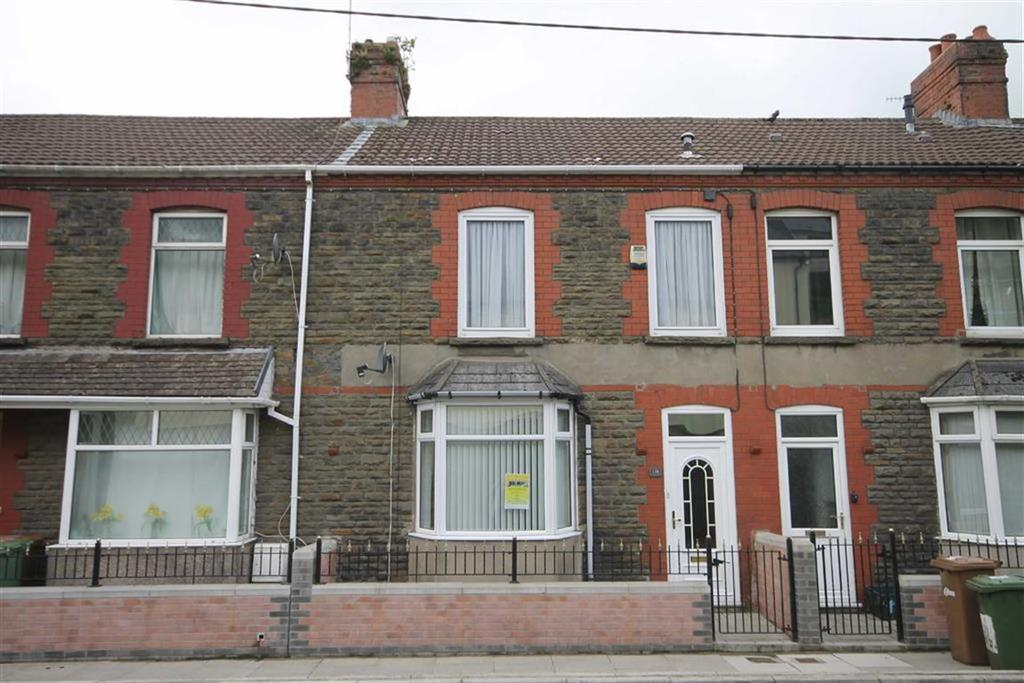 2 Bedrooms Terraced House for sale in Caerphilly Road, Senghenydd, Caerphilly, CF83
