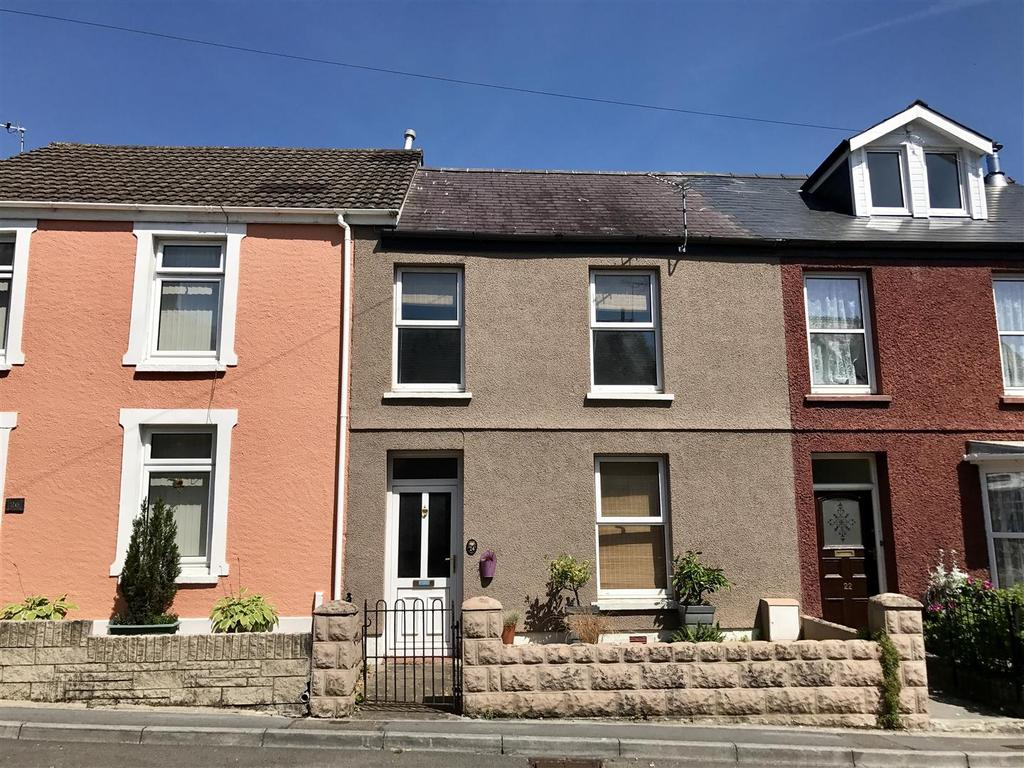 2 Bedrooms Terraced House for sale in New Road, Llandeilo