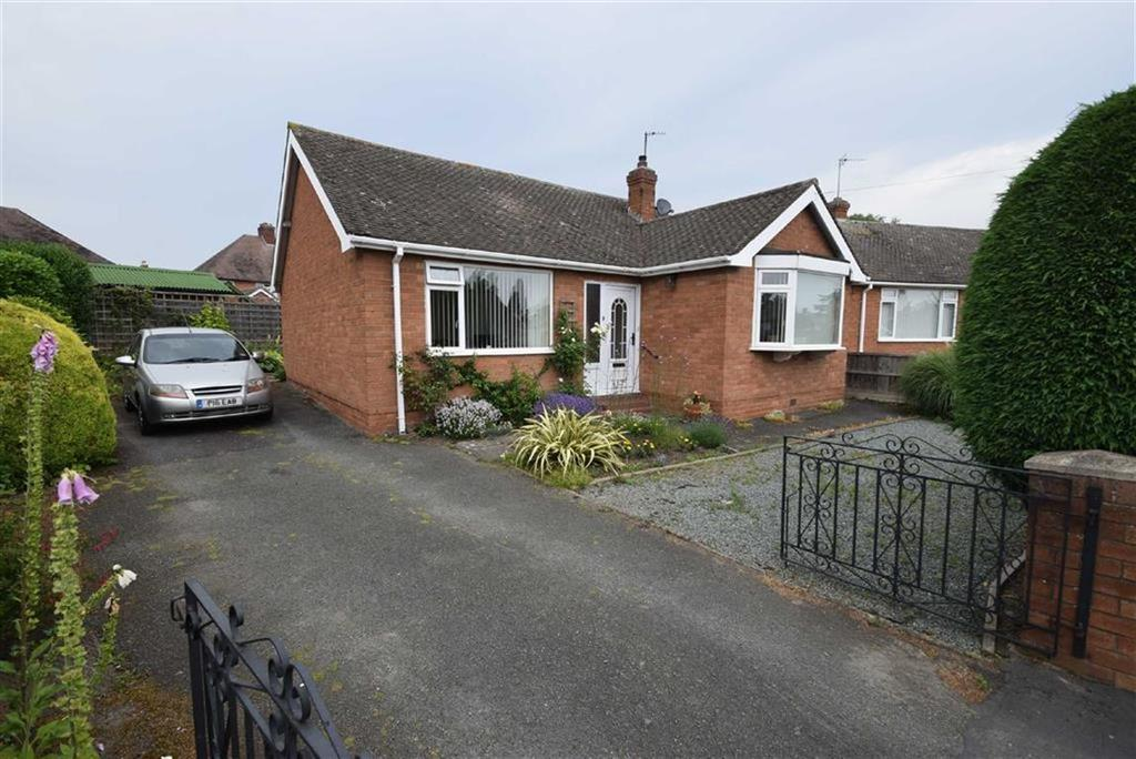 2 Bedrooms Detached Bungalow for sale in Cornwall Drive, Bayston Hill, Shrewsbury