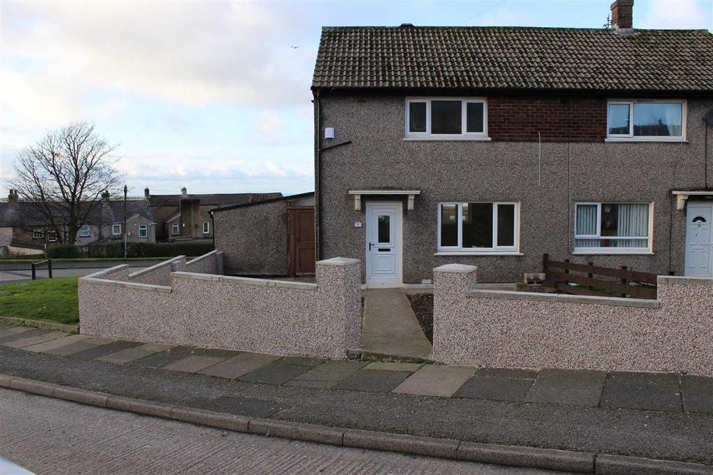 2 Bedrooms Semi Detached House for sale in Muncaster Road, Whitehaven, CA28