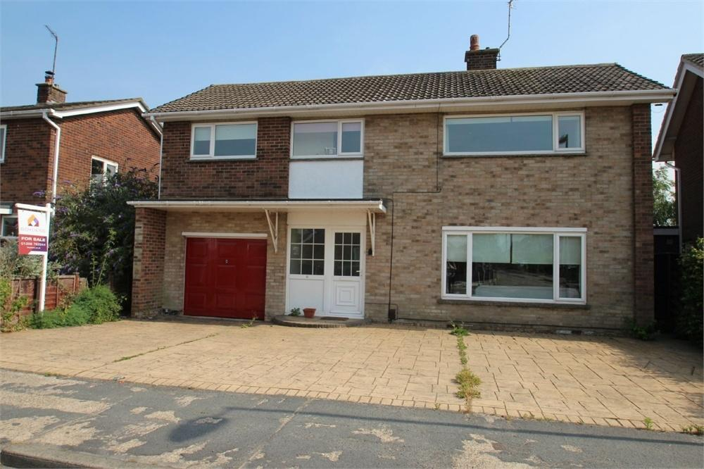 4 Bedrooms Detached House for sale in St Christopher Road, COLCHESTER, Essex