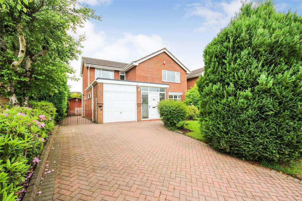 3 Bedrooms Detached House for sale in Brabazon Close, Meir Park, Stoke-on-Trent, Staffordshire