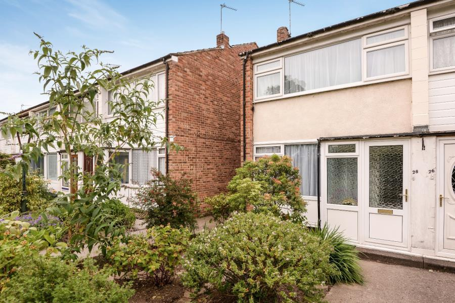3 Bedrooms End Of Terrace House for sale in KING GEORGE GARDENS, LEEDS, LS7 4NS