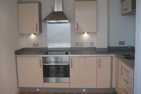 Studio to rent - Latitude Apartments Bromsgrove Street