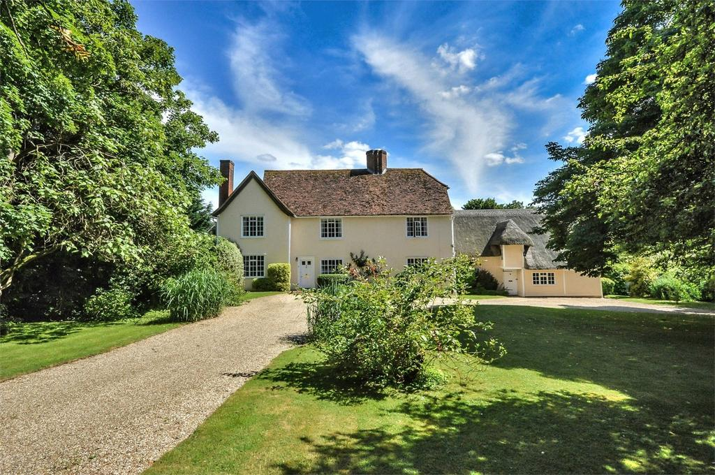 8 Bedrooms Detached House for sale in The Old Parsonage, The Pightle, Finchingfield, Nr Braintree
