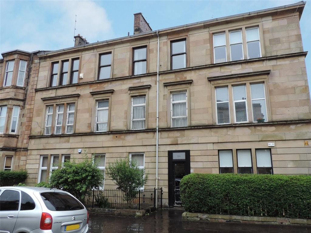 2 Bedrooms Flat for sale in 1/2, 251 Kenmure Street, Pollokshields, Glasgow, G41