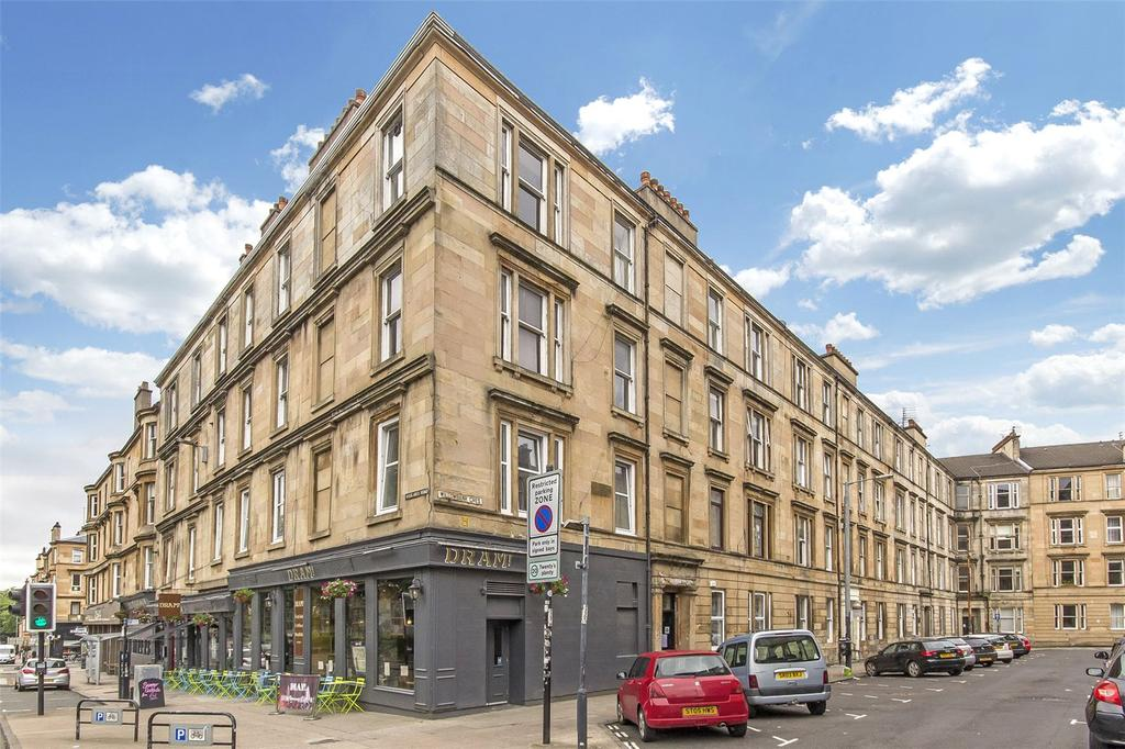 2 Bedrooms House for sale in Flat 3/1, 22 Willowbank Crescent, Woodlands, Glasgow, G3