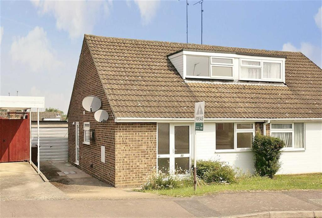 3 Bedrooms Semi Detached House for sale in Wood End, Banbury