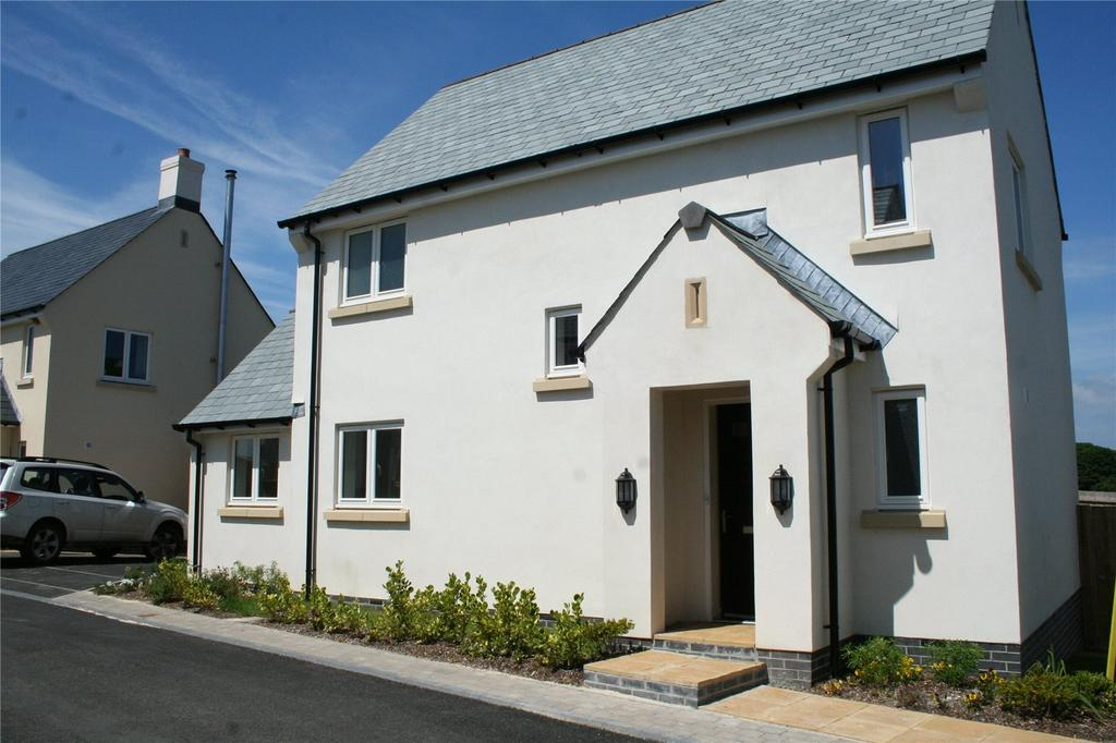 3 Bedrooms Detached House for sale in Well Park Place, Stoke Fleming, Dartmouth, TQ6