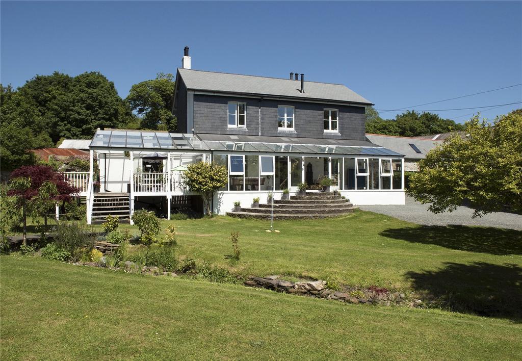 4 Bedrooms Detached House for sale in East Allington, Totnes, Devon, TQ9