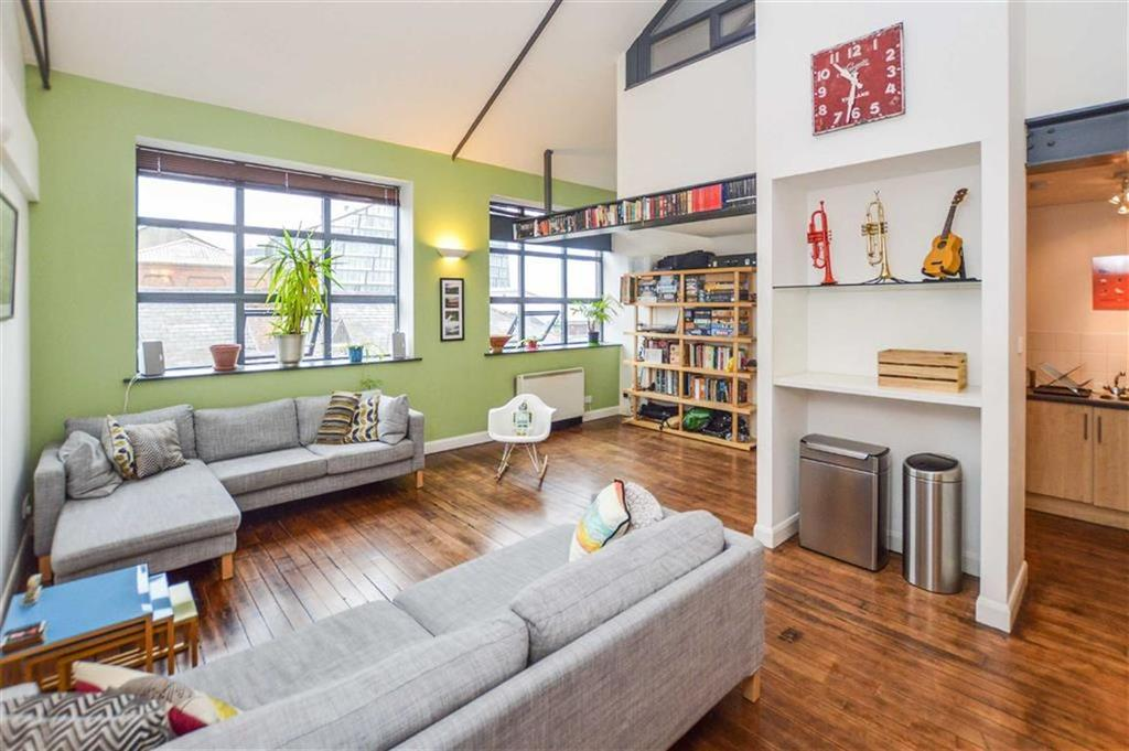 2 Bedrooms Apartment Flat for sale in Opthalmic Works, Northern Quarter, Manchester, M4