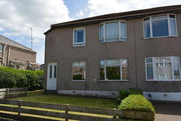 3 Bedrooms Flat for sale in 266 Kingsbridge Drive, Rutherglen, Glasgow, G73 2BL