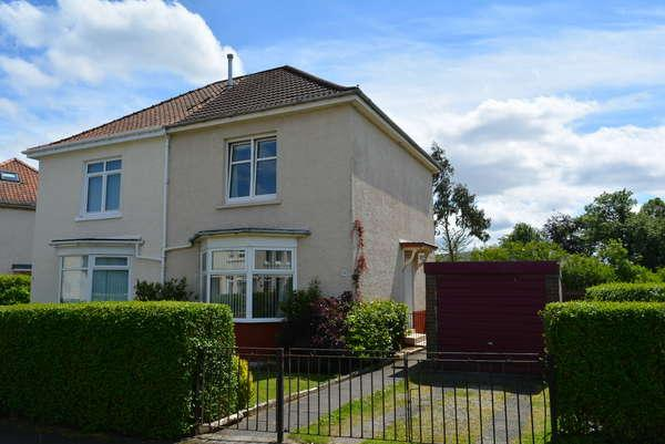 2 Bedrooms Semi-detached Villa House for sale in 21 Archerhill Crescent, Knightswood , Glasgow, G13 3JD