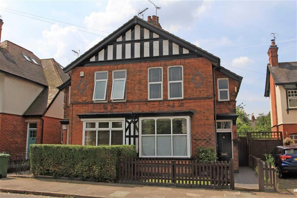 2 Bedrooms Semi Detached House for sale in Belvoir Drive, Old Aylestone, Leicester
