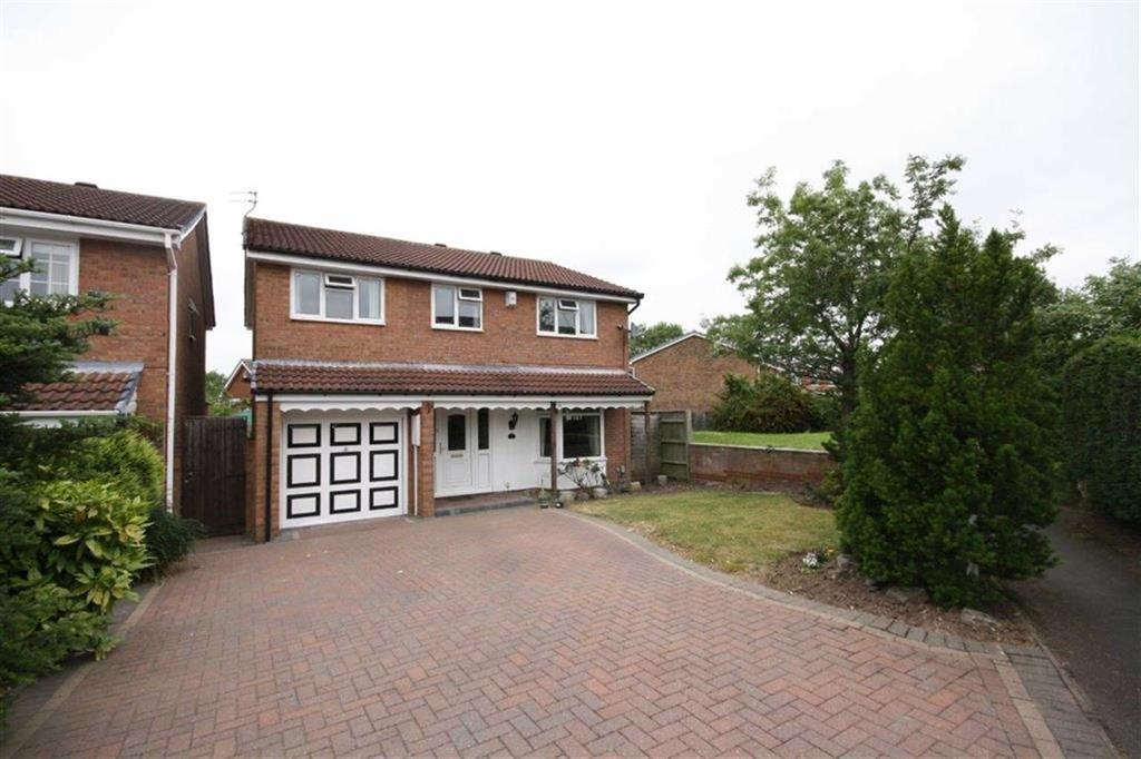 5 Bedrooms Detached House for sale in Gleneagles Close, Whitestone, Nuneaton