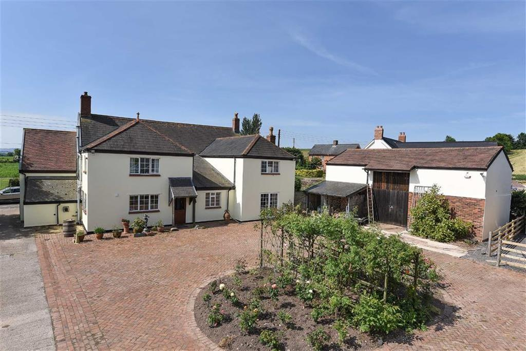 6 Bedrooms Detached House for sale in Lower Durston, Taunton, Somerset, TA3