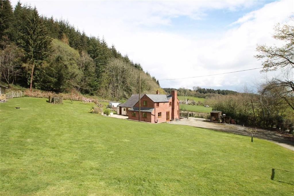 4 Bedrooms Detached House for sale in Covenhope, Aymestrey, Leominster