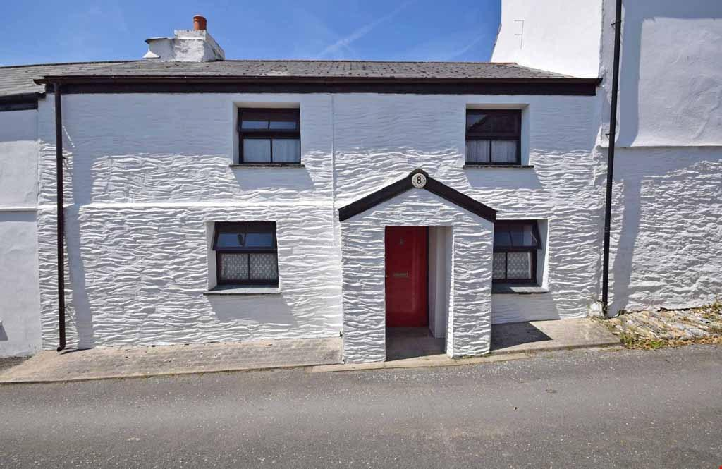 2 Bedrooms Terraced House for sale in Tregony, Nr. Truro, Cornwall, TR2