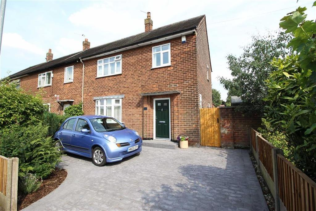 3 Bedrooms End Of Terrace House for sale in Sparkford Avenue, Brooklands