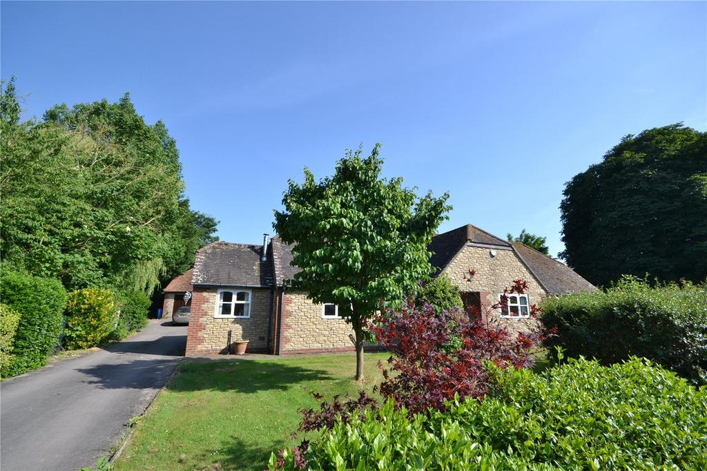 4 Bedrooms Detached House for sale in West Street, Fontmell Magna, Shaftesbury, Dorset, SP7