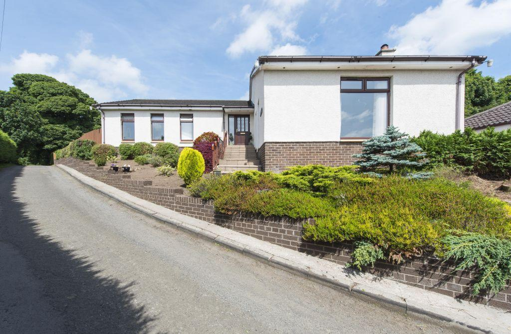 4 Bedrooms Detached Bungalow for sale in 'Turnerhill', Meadowbank Farm Road, Torrance, Glasgow, G64 4EY