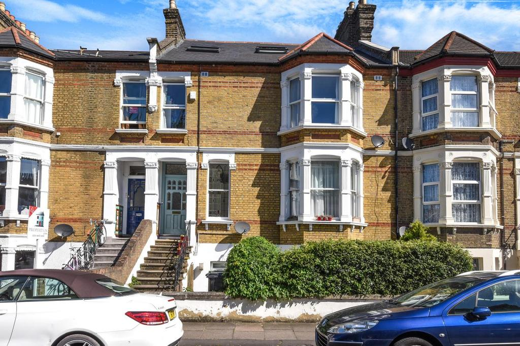 3 Bedrooms Flat for sale in Musgrove Road, New Cross, SE14