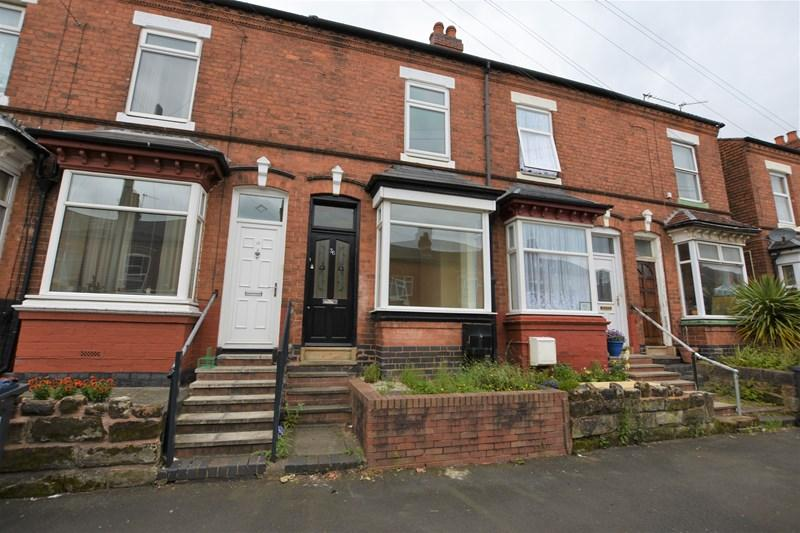 2 Bedrooms Terraced House for sale in Lea House Road, Birmingham
