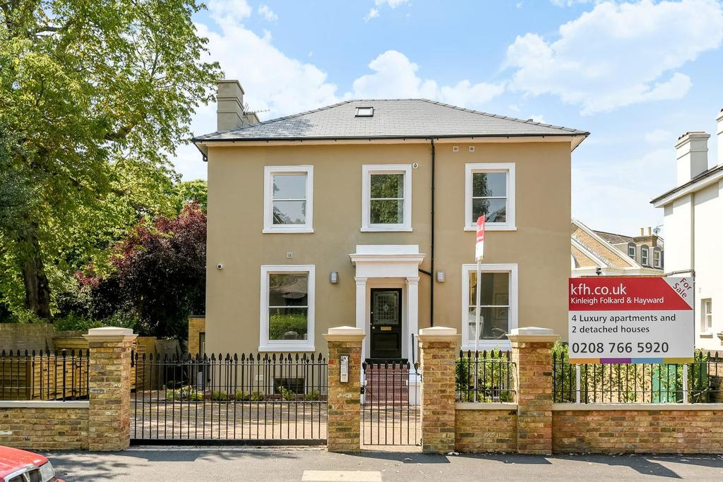 2 Bedrooms Flat for sale in Church Road, Crystal Palace