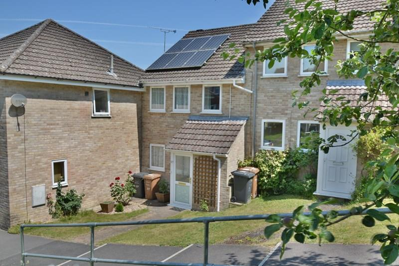 3 Bedrooms Terraced House for sale in Herons Rise, Andover