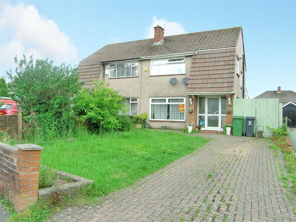 3 Bedrooms Semi Detached House for sale in Llanedeyrn Road, Penylan, Cardiff