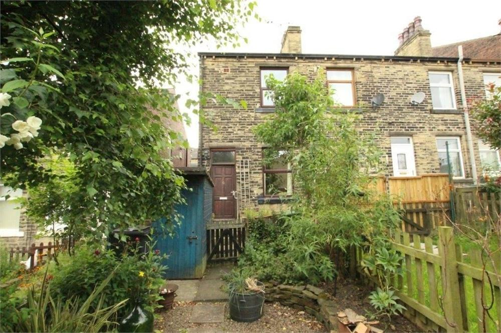 2 Bedrooms Terraced House for sale in Sykes Street, CLECKHEATON, West Yorkshire
