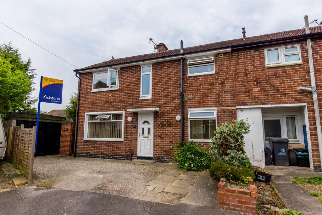 3 Bedrooms Semi Detached House for sale in Highmoor Close, Dringhouses, York