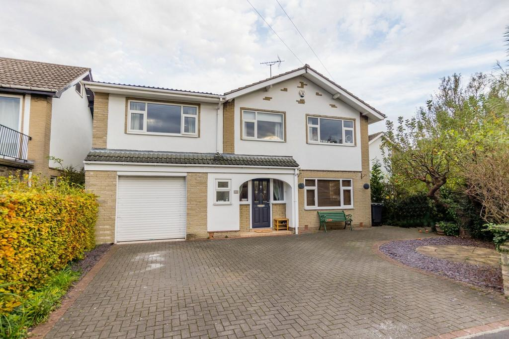 5 Bedrooms Detached House for sale in Pear Tree Avenue, Upper Poppleton, York