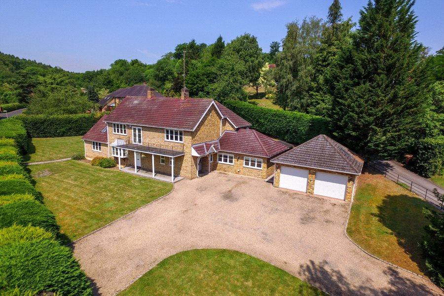 5 Bedrooms Detached House for sale in Lambridge Wood Road, Henley-on-Thames, RG9