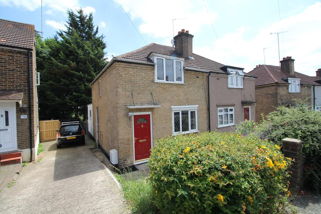 3 Bedrooms Semi Detached House for sale in Green Walk, Crayford Crayford DA1