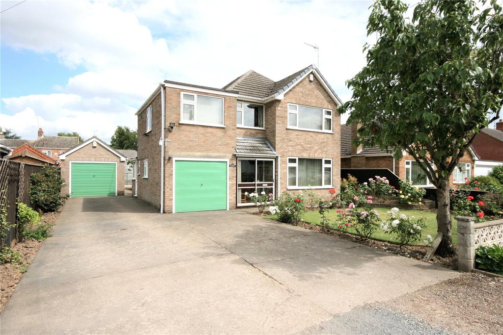 4 Bedrooms Detached House for sale in Princes Street, Holbeach, PE12