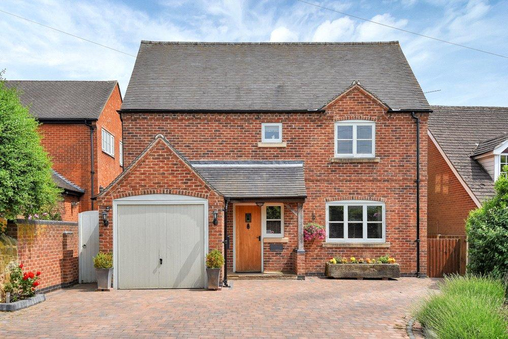 5 Bedrooms Detached House for sale in Ticknall, Derby, Derbyshire
