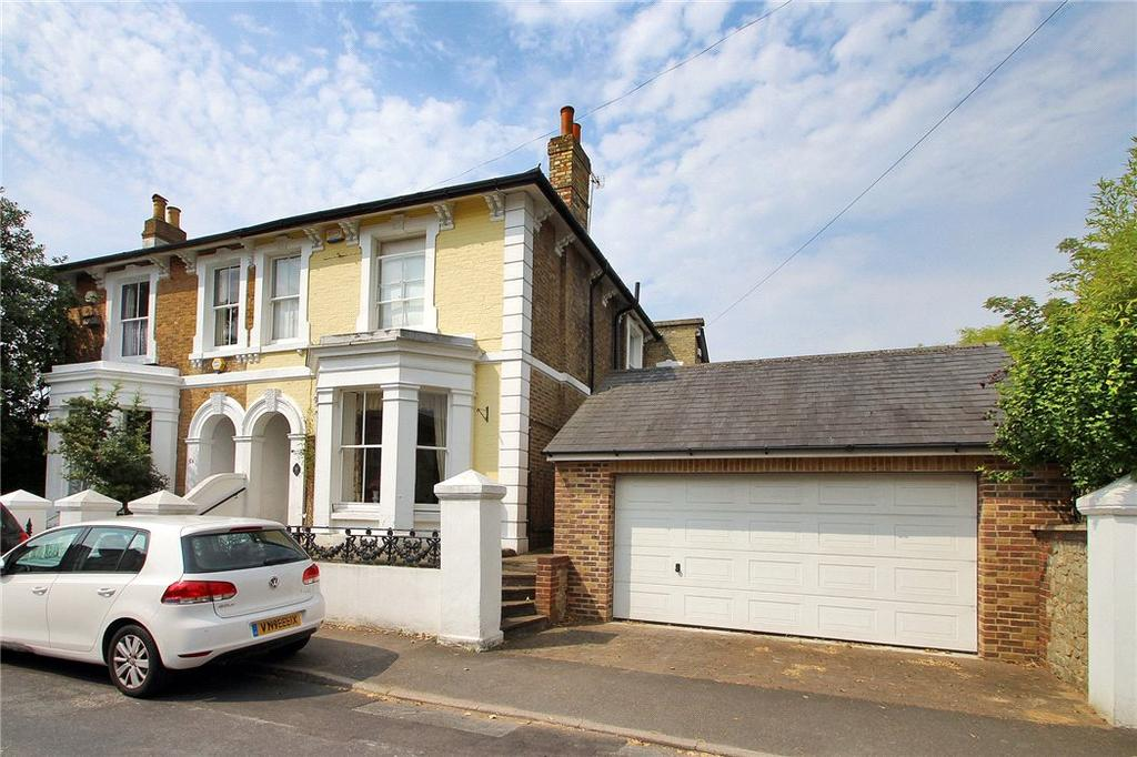 5 Bedrooms Semi Detached House for sale in St. Johns Road, Sevenoaks, Kent, TN13