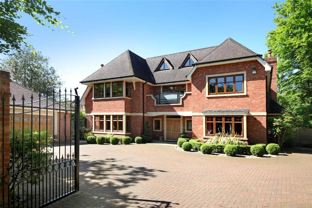 5 Bedrooms Detached House for sale in Deadhearn Lane, Chalfont St. Giles, Buckinghamshire, HP8