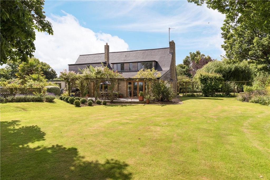5 Bedrooms Detached House for sale in Poplar Tree Lane, Rode Common, Nr Bath, Wiltshire, BA14
