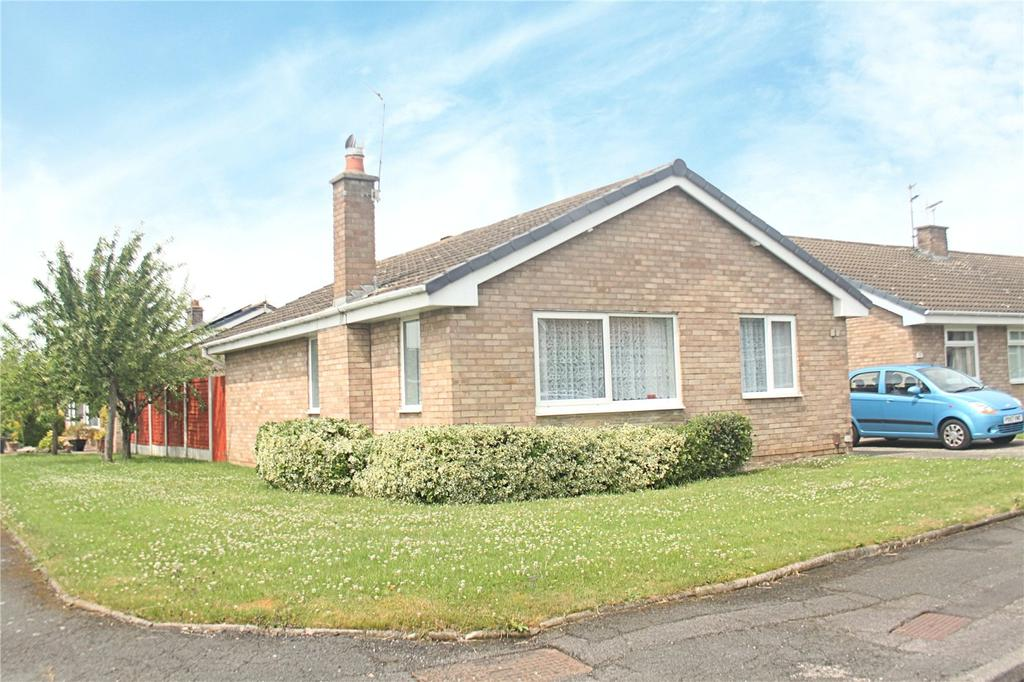 2 Bedrooms Detached Bungalow for sale in Thornbrough Close, Hartburn