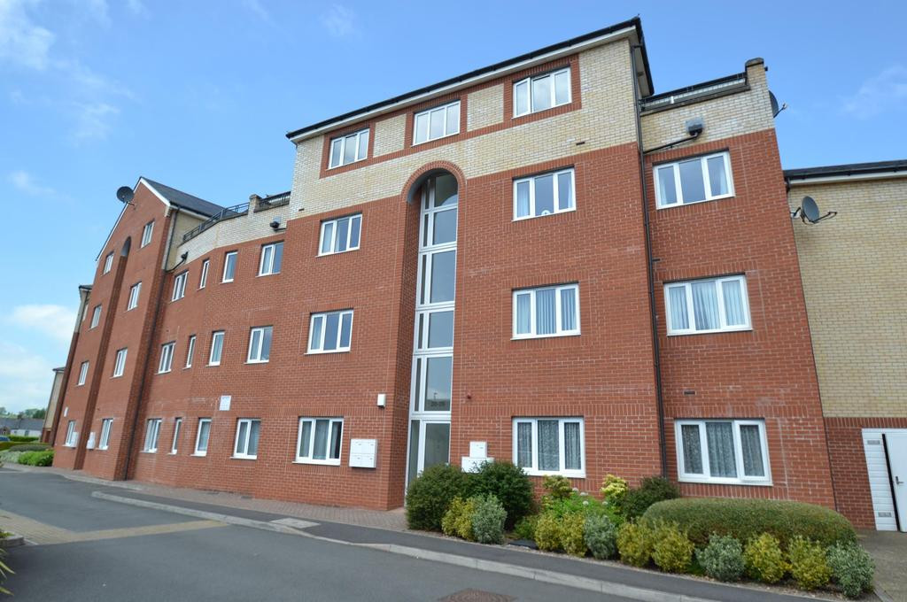 2 Bedrooms Flat for sale in Orleigh Mill Court, Mills Way