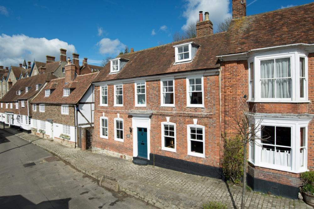 4 Bedrooms Semi Detached House for sale in Broad Street, Sutton Valence, ME17