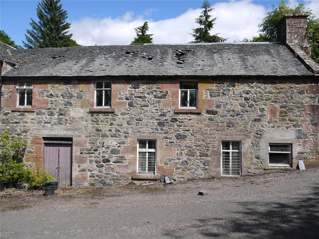 3 Bedrooms Detached House for sale in Cortachy Village Hall, Cortachy, Kirriemuir, Angus, DD8