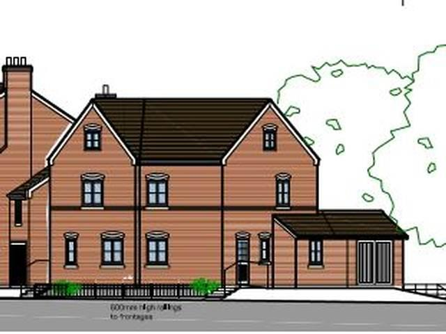 3 Bedrooms Semi Detached House for sale in Main Street,Yoxall,Staffordshire