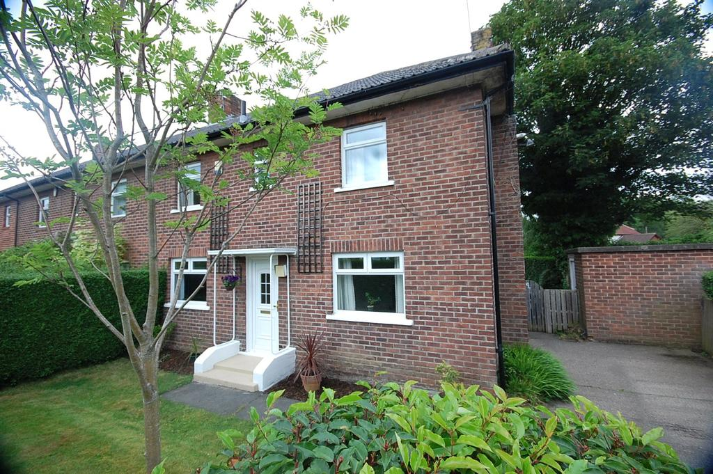 3 Bedrooms Semi Detached House for sale in Axwell Park