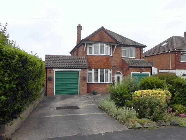 3 Bedrooms Detached House for sale in Wimbourne Road,Sutton Coldfield,West Midlands