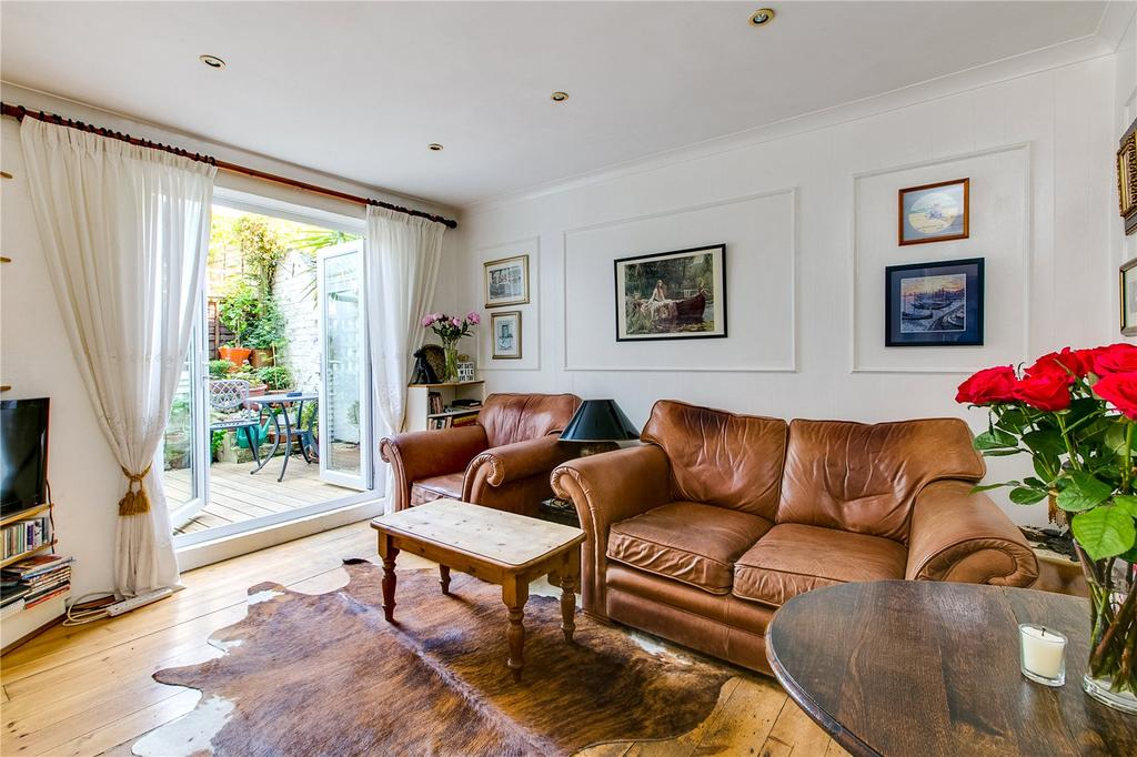 1 Bedroom Flat for sale in Dawes Road, Fulham, London