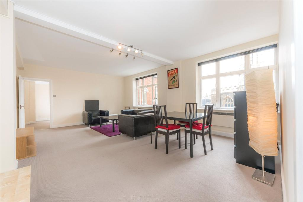 2 Bedrooms Flat for sale in Clifford's Inn, Fetter Lane, London